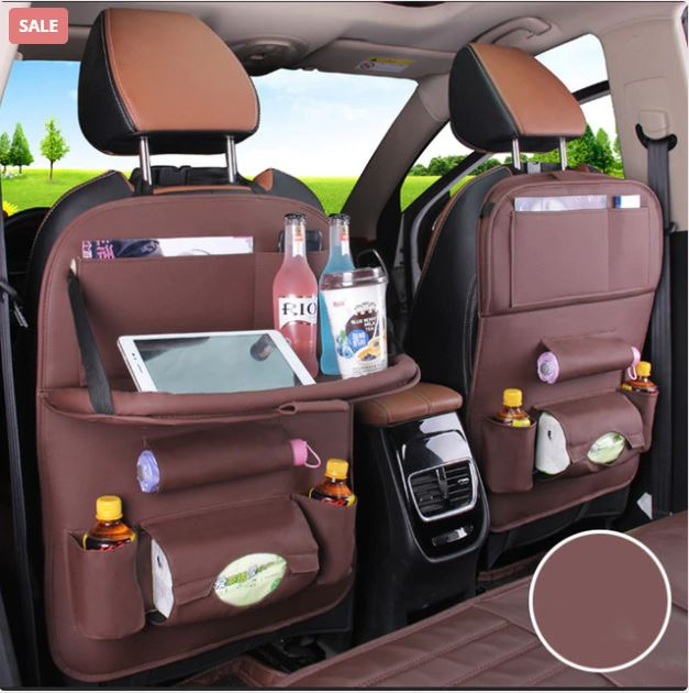 Back Seat Universal Organizer For Every Car