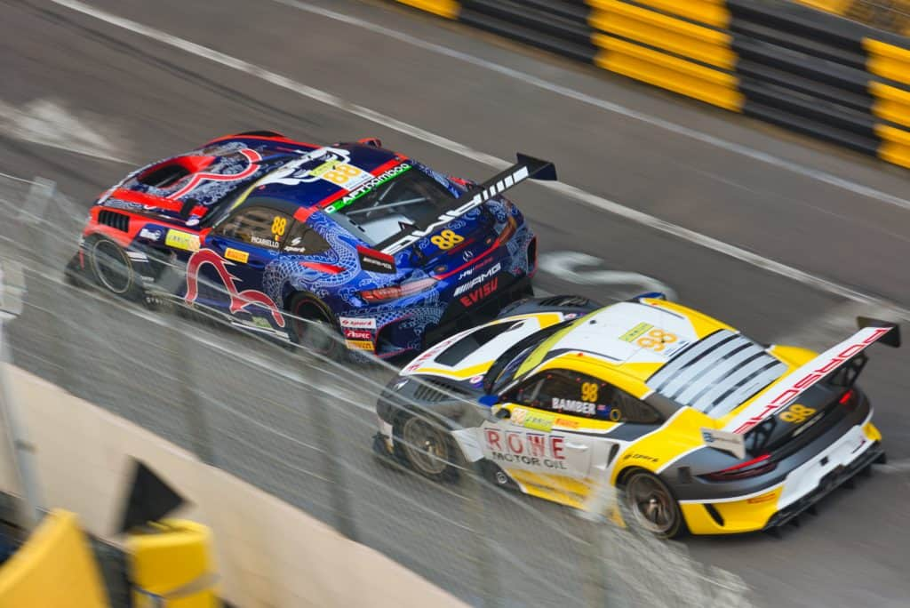 The Fun And Excitement Of Touring Car Racing