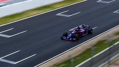 Classic F1 Racing Track For Fans To Visit