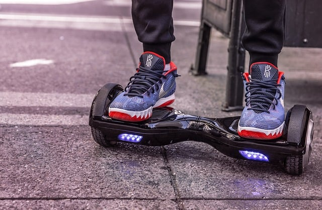 F1 Racing Hoverboard