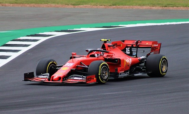 f1 racing today